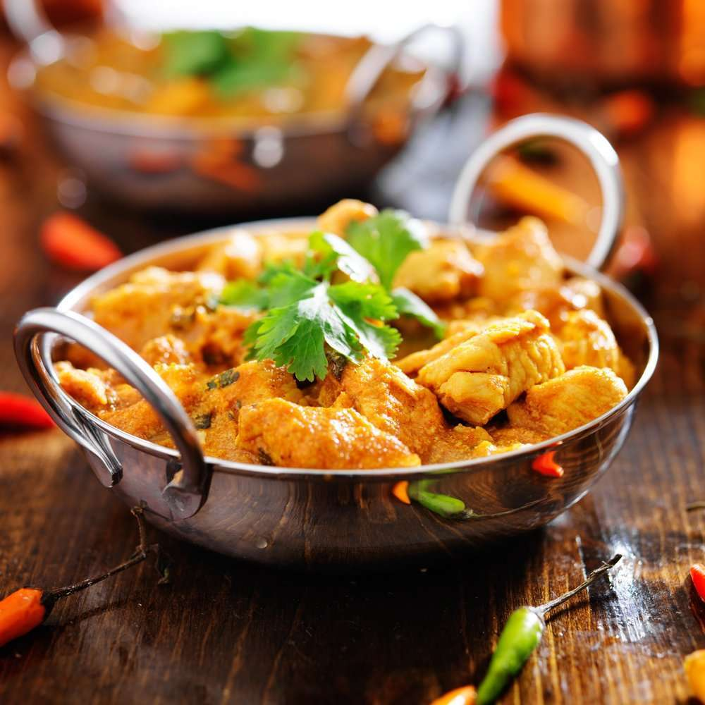 pollo al curry ricetta originale