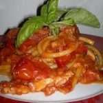 Bucatini all'Amatriciana: ricetta facile