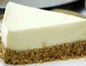 Cheesecake allo yogurt