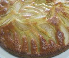 torta alle pere soffice